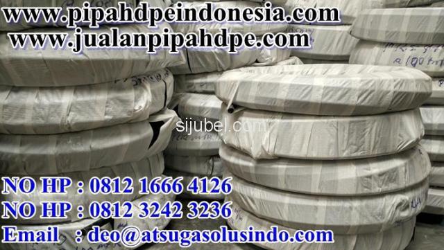 pipa hdpe PE-100 dengan kualitas terbaik standart SNI - 1/3