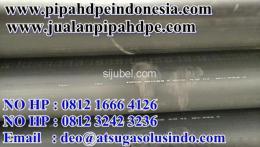 pipa hdpe PE-100 dengan kualitas terbaik standart SNI - Gambar 2/3