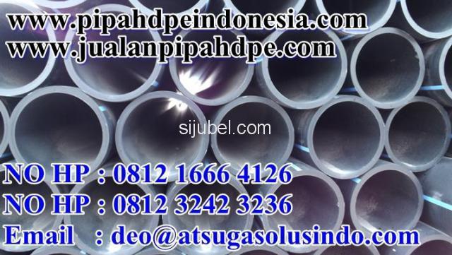 pipa hdpe PE-100 dengan kualitas terbaik standart SNI - 3/3