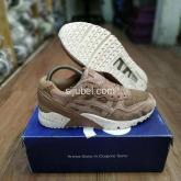 Sepatu Asics Gel Sight Phyton Taupe Grey - Gambar 2/4