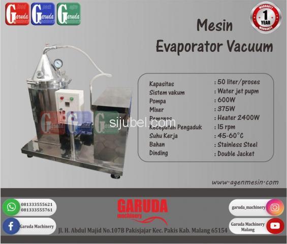 Mesin Evaporator Vacuum 50L - 1/1