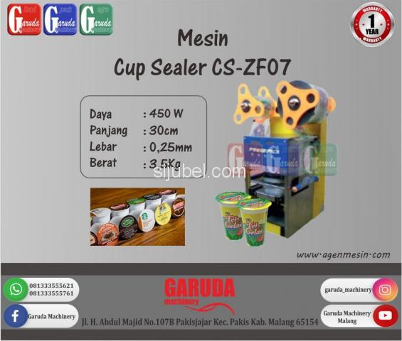 Cup Sealer CS-ZF07 - 1/1