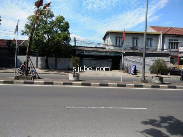 Dijual Tanah dan Bangunan Strategis Pinggir Jalan Utama Buah Batu Bandung - 9/10
