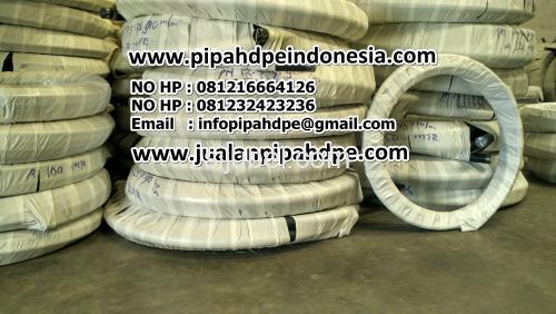 pipa hdpe PE-100 dengan kualitas terbaik standart SNI - 1/4