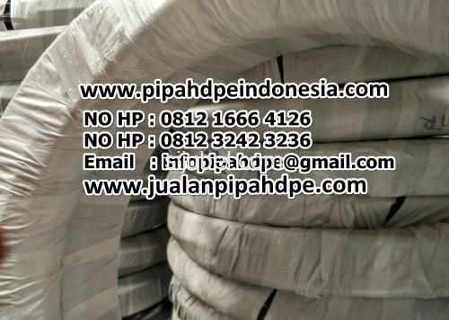 pipa hdpe PE-100 dengan kualitas terbaik standart SNI - 2/4