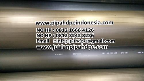 pipa hdpe PE-100 dengan kualitas terbaik standart SNI - 3/4