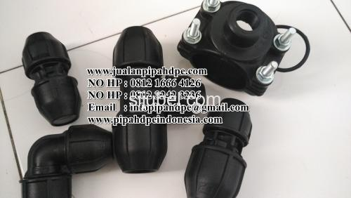 pipa hdpe PE-100 dengan kualitas terbaik standart SNI - 4/4