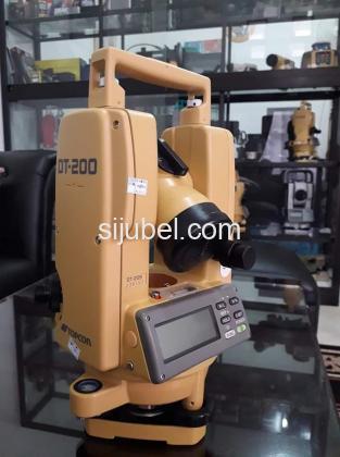 Jual Beli Theodolite Topcon DT-209 Di Tangerang Hub:087775616868 - 1/2