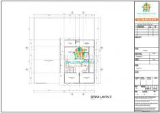 Kontraktor Gambar Arsitek Standard IAI dan RAB rumah