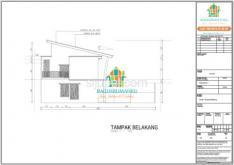 BAGUSRUMAHKU Kontraktor Gambar Paket 2D 3D Non Render dan RAB