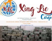 Jasa Freight Forwarder Door to Door Xinglie Cargo