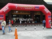 Jual dan Sewa Balon Gate Start Finish