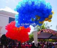 Jual Balon Gas balon Pelepasan