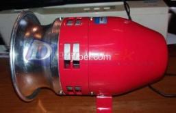 Jual Sirine MS-390 Horn Siren 120dB - Darmatek