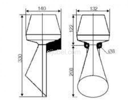 Jual Auer HPT Signal Horn Series 180dB Harga Murah - 2/4