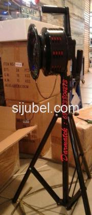 Jual Sirine Putar FX-200 dengan Tripod Murah, Berkualitas - Darmatek - 2/4