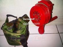 Jual Hand Siren LK100P Bahan Plastik ABS Terlaris - Darmatek