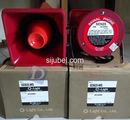 Jual Signal Phone Q Light SEN25-WS-LC di Darmatek - 1/4