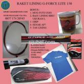 Raket Badminton Lining G Force Lite 150
