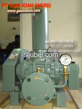 Jual Root Blower untuk Kolam Aerasi Industri, Hotel, Apartemen 085743573278 - 1/1