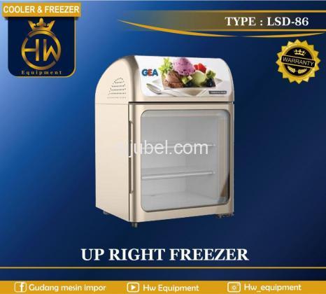 Upright Freezer tipe LSD-86 GEA - 1/1