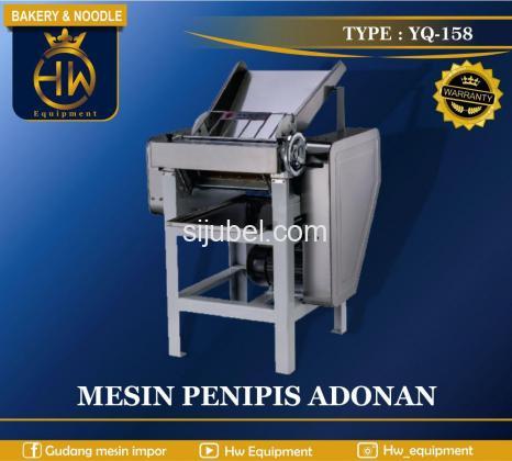 Mesin Penipis Adonan GETRA tipe YQ-158 - 1/1