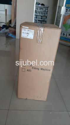 Mesin Pengemas Cairan / liquid Filler tipe A-02 - 1/3