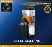 Mesin Pembuat Slush/ Es Salju tipe MYGRANITA-1S