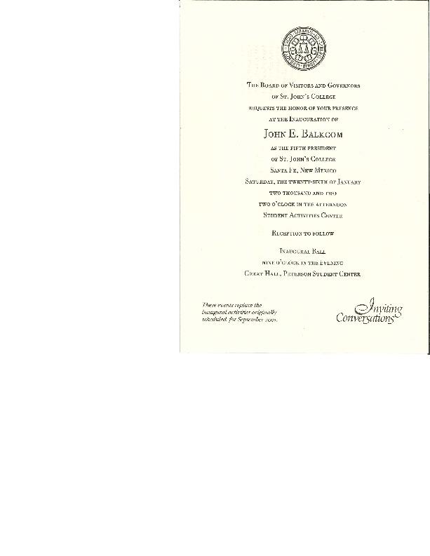 Balkcom Inauguration 2001.pdf