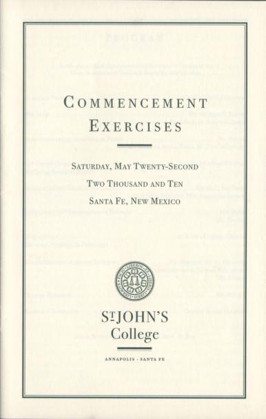 SF Commencement Program 2010-05-22.pdf