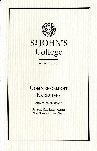 CommencementExercises2009.pdf