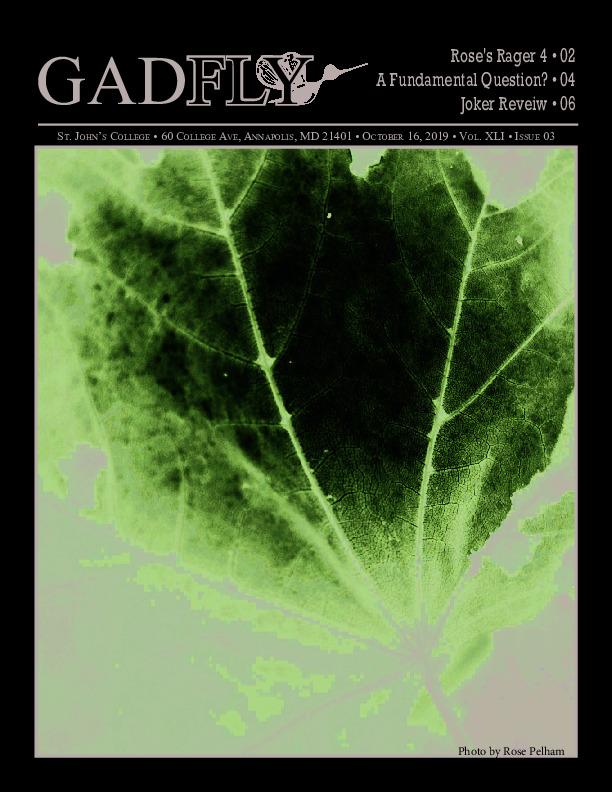 Gadfly Vol XLI Issue 03.pdf
