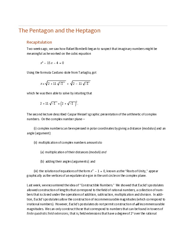 Franks, G. The Pentagon and the Heptagon.pdf