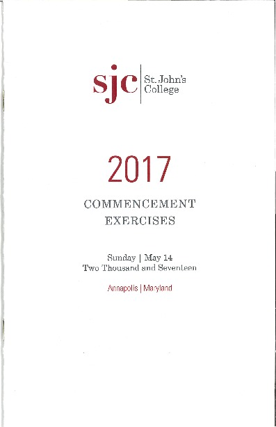 Program of the Annapolis Commencement Excercises 14 May 2017.pdf