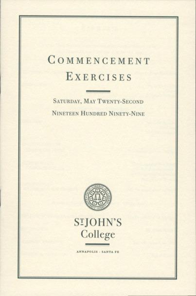 SF Commencement Program 1999-05-22.pdf