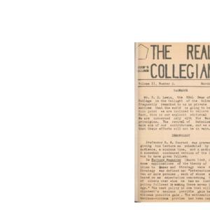 The Real Collegian Vol. II No. 02.pdf