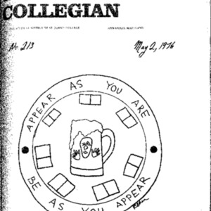 The Collegian, May 02, 1976