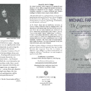 Michael Faraday: The Experimental Life