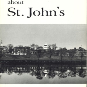 Bulletin of St. John's College, April 1966