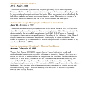 Mitchell Gallery Exhibition Schedule 1996-1997.pdf