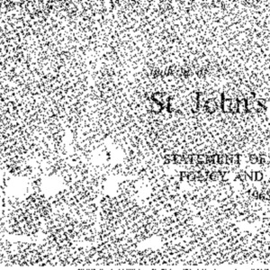 Bulletin of St. John's College, December 1965