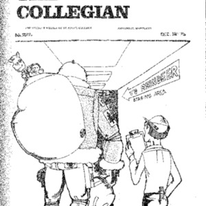 The Collegian, December 12, 1976