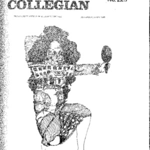 The Collegian, November 21, 1976