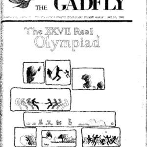The Gadfly Vol. III, Issue 26