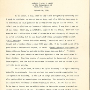 John Owens Address for Weigle Inauguration 1950.pdf
