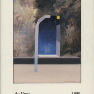 Au Verso, 1990