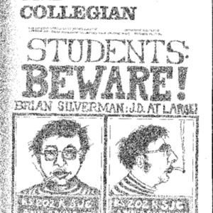 The Collegian, October 10, 1976