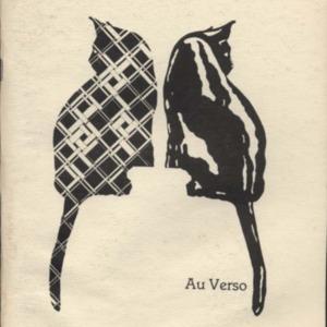 Au Verso, Fall 1980