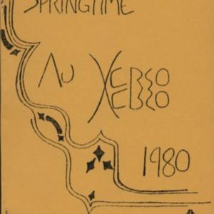 Au Verso, Spring 1980