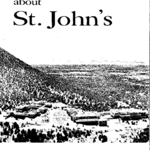 Bulletin of St. John's College, December 1966